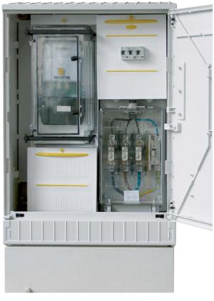 Шкафы уличного исполнения предназначены для использования на открытом воздухе и применяются для установки...